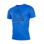 koszulka Reebok Workout Ready Activchill Tech Top BQ9132