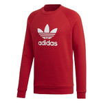 bluza adidas Trefoil Warm-Up Crew DX3615