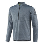 bluza Reebok Running Long Sleeve 1/2 Zip B47138