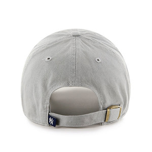 czapka 47 Brand New York Yankees Clean Up B-RGW17GWS-GY