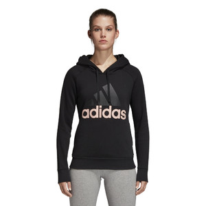 bluza adidas Linear Over Head Fleece Hoodie DI0126