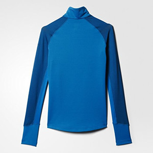 bluza adidas Techfit Coldweather 1/2 Zip W S94432