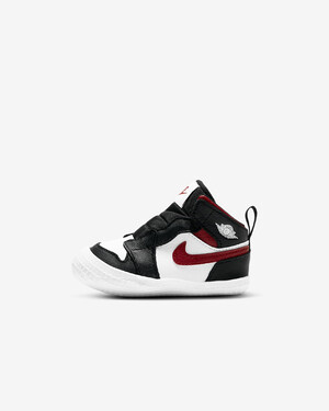 Jordan 1 Crib Bootie  AT3745 061