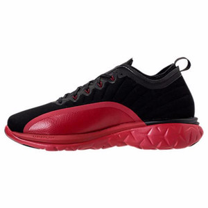 buty Jordan Trainer Prime Black/Gym Red 881463 060