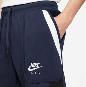 spodnie Nike Air Fleece Jogging DC4317 410