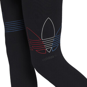 legginsy adidas Loungewear Adicolor Tricolor Tights GN2867