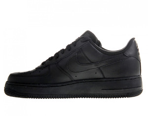 Nike Air Force 1 (GS) Black 314192 009
