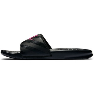 "Nike Benassi ""Just Do It."" Sandal Women's  343881 061"