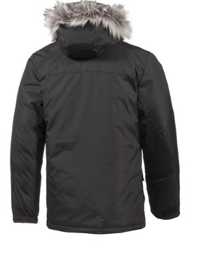 kurtka adidas Synthetic Jacket Long Fur AA1365