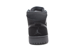 buty Air Jordan 1 Mid  Black 554724 040