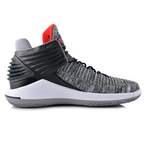 Air Jordan XXXII Black Cement AA1253 002