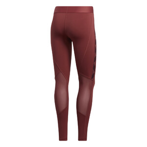 legginsy adidas Alphaskin Badge of Sport Tights GC8178