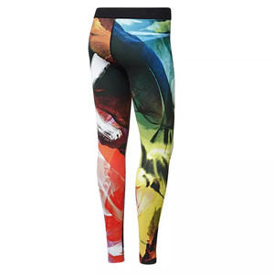 legginsy Reebok Acid Fade Tight B45915