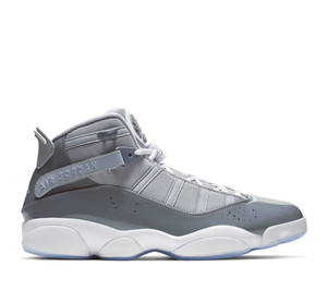 Jordan 6 Rings Cool Grey 322992 015