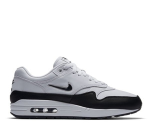 Nike Air Max 1 Jewel Black White 918354 100