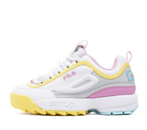 Fila Wmn Disruptor CB Low  1010604 92X