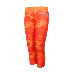 legginsy damskie 3/4 Reebok Workout Ready Printed Capri AP4301