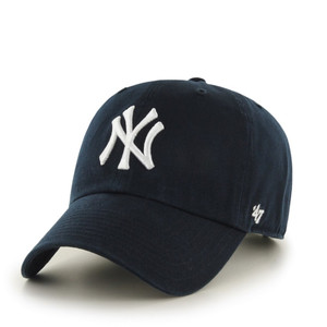 czapka 47 Brand New York Yankees Clean Up B-RGW17GWS-BKD