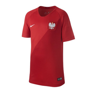 koszulka Nike Junior Breathe Poland Away Stadium 894014 611