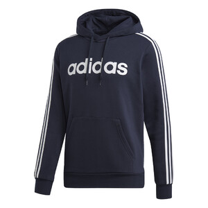 bluza adidas Essentials 3 Stripes Pullover Fleece DU0494