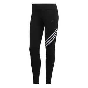 legginsy adidas  Run It 3-Stripes 7/8 Tights ED9305