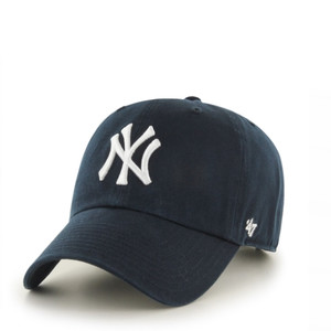 czapka 47 Brand New York Yankees Clean Up B-RGW17GWS-HM