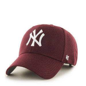 czapka 47 Brand New York Yankees Clean Up B-MVP17WBV-KMA