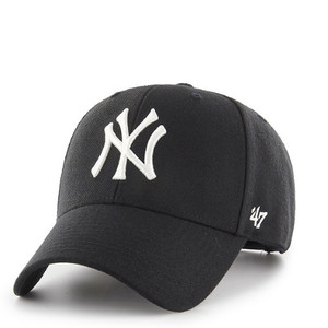 czapka 47 Brand New York Yankees Clean Up B-MVPSP17WBP-BK