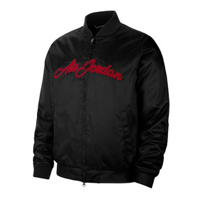 kurtka Air Jordan Remastered HBR Jacket Black CD5759 010