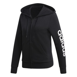 bluza adidas Essentials Linear Full Zip Hoodie DP2401