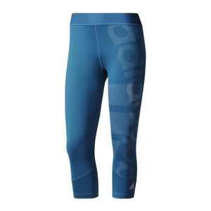 legginsy Techfit Badge of Sport Capris BQ9496