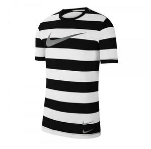 Nike Sportswear Swoosh Men's Striped T-Shirt CQ5196 100