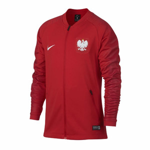 bluza Nike junior Football Jacket 893848 611