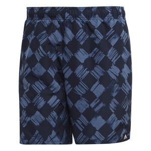 szorty adidas Printed Check Short  Short Length DZ7539