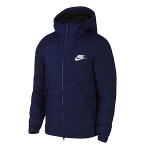 kurtka Nike Sportswear Down Fill Hooded 806855 429