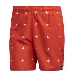 szorty adidas Printed Check Short  Short Length DY6395