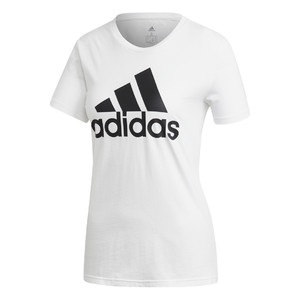 koszulka adidas W Badge Of Sport Cotton Tee - Regular Fit FQ3238