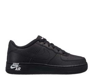 Nike Air Force 1 LTHR (GS) AO3626 001