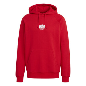 bluza adidas Loungewear Adicolor 3D Trefoil Graphic Hoodie GN3554