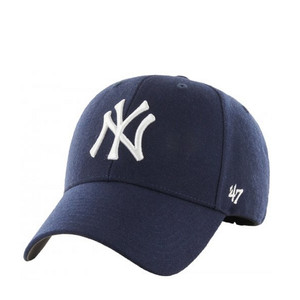 czapka 47 Brand New York Yankees Clean Up B-MVP17WBV-LN