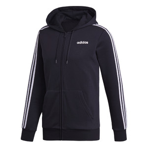 bluza adidas Essentials 3 Stripes Fullzip Fleece DQ3101