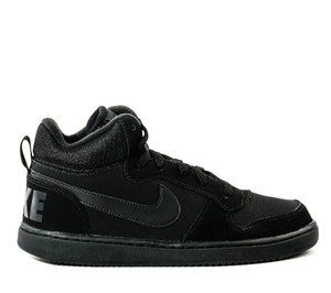 Nike Court Borough Mid (GS) 839977 001