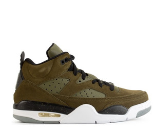 Jordan Son of Mars Low Olive Canvas 580603 300