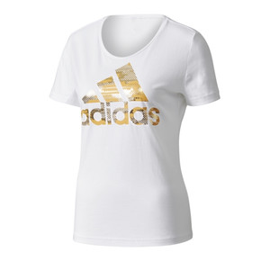 koszulka adidas Essentials Foil Badge of Sport Tee CD1956