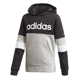 bluza adidas Young Boys Linear Colorbock Hooded Fleece GD6324