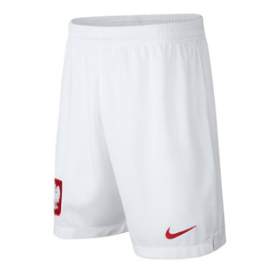 spodenki Nike Breathe Poland Home Stadium 894016 100