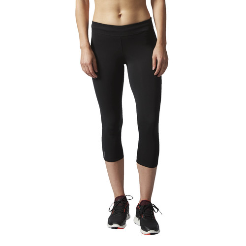 legginsy adidas Response Three-Quarter 3/4 Tights B47765