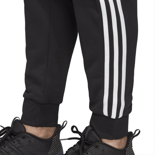 spodnie adidas Essentials 3 Stripes Tapered Pant DU0468 (4).jpg