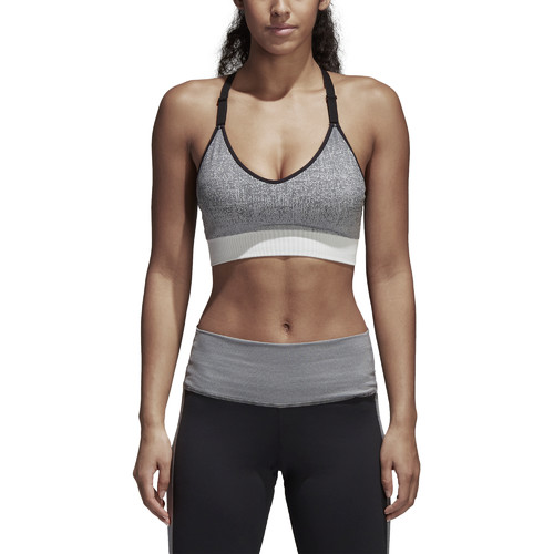 stanik adidas All Me Seamless Heather CD8371
