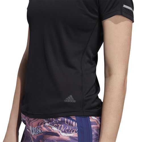 koszulka adidas Run 3 Stripes Tee Women FK1602 (